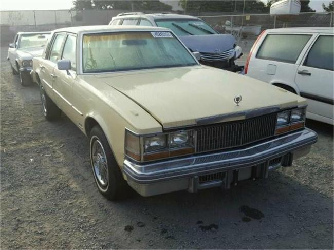1979 Cadillac Seville in Ontario, California