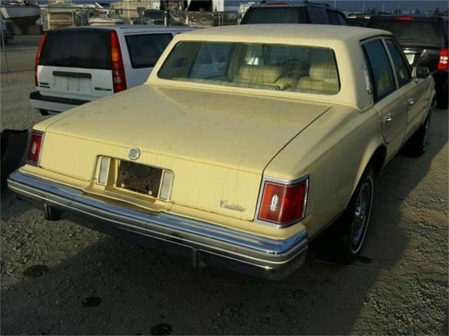 1979 Cadillac Seville - 1979 (1)