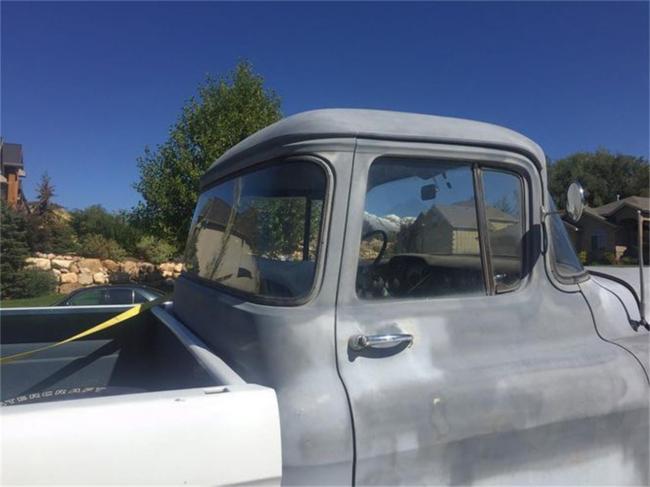 1958 Chevrolet Fleetside - Chevrolet (5)