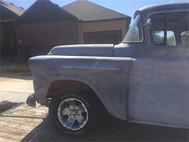 1958 Chevrolet Fleetside - Utah (8)
