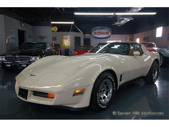 1981 Chevrolet Corvette in Cincinnatti, Ohio