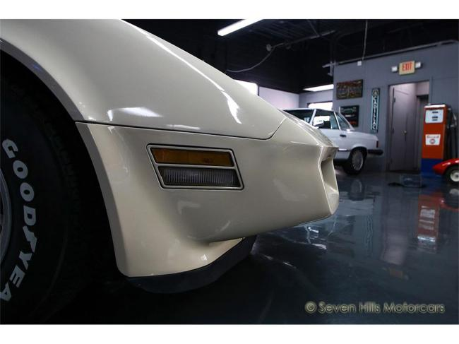 1981 Chevrolet Corvette - Ohio (6)