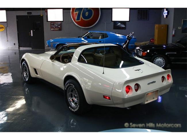 1981 Chevrolet Corvette - 1981 (10)