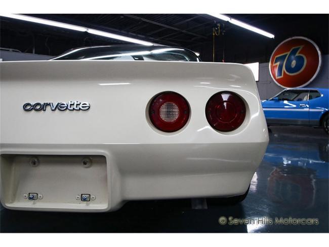 1981 Chevrolet Corvette - Corvette (27)