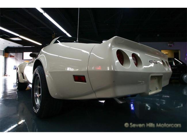 1981 Chevrolet Corvette - 1981 (31)