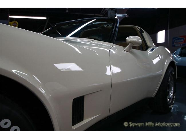 1981 Chevrolet Corvette - Ohio (38)