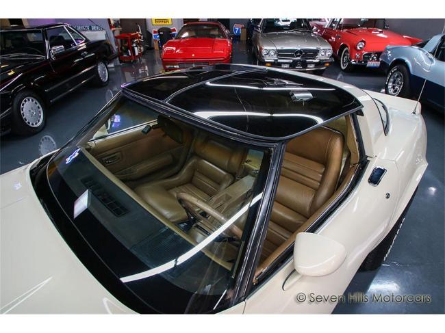 1981 Chevrolet Corvette - Corvette (51)