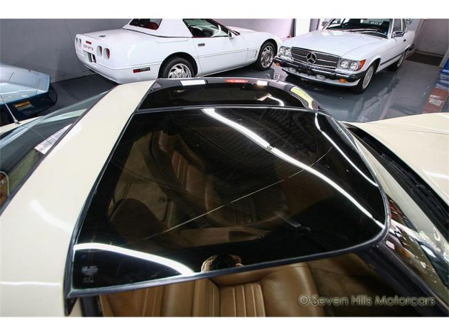 1981 Chevrolet Corvette - Corvette (55)