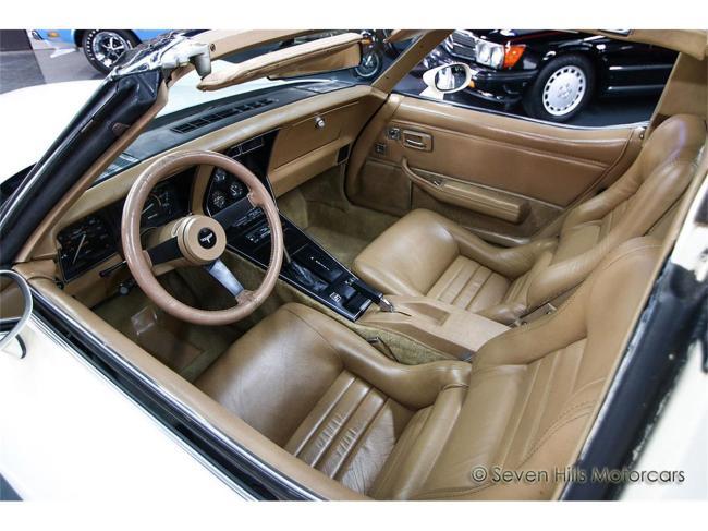 1981 Chevrolet Corvette - Corvette (57)