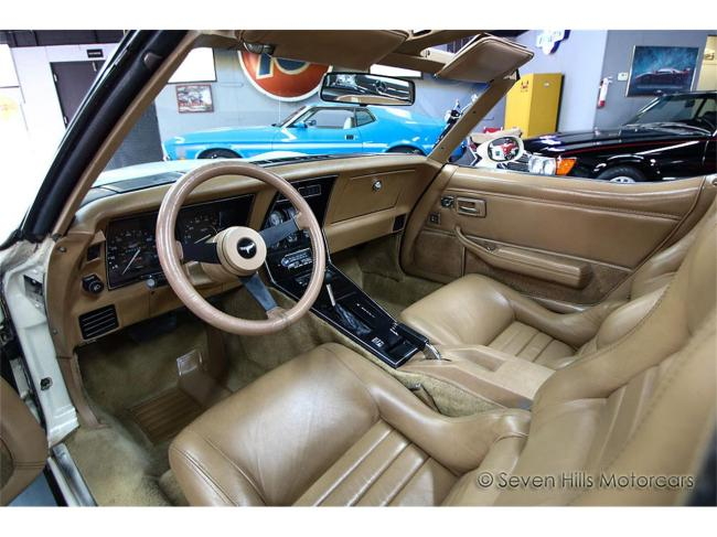 1981 Chevrolet Corvette - Automatic (65)