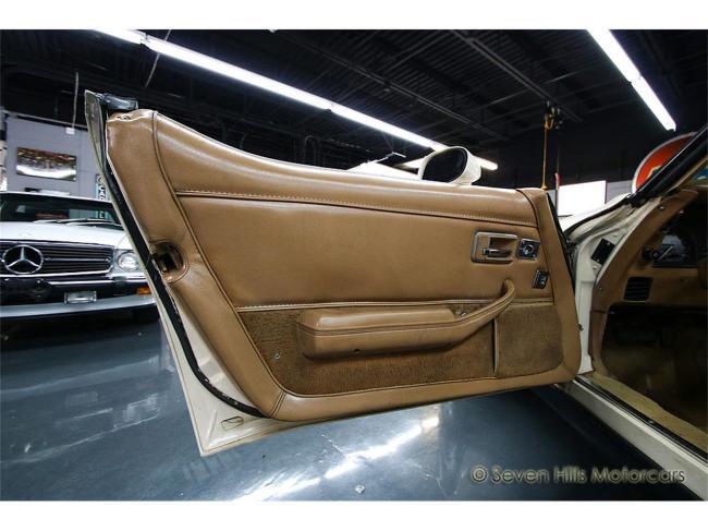 1981 Chevrolet Corvette - Corvette (77)
