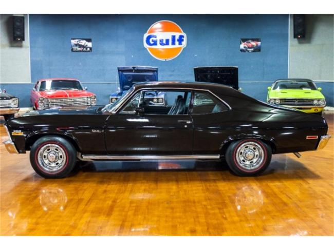 1972 Chevrolet Nova - Chevrolet (2)