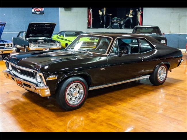 1972 Chevrolet Nova - Pennsylvania (3)
