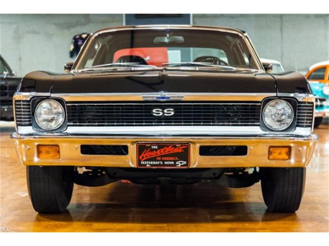 1972 Chevrolet Nova - Chevrolet (5)