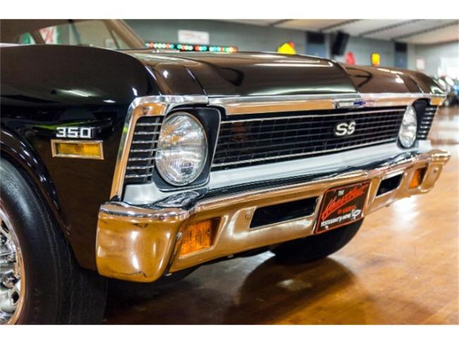 1972 Chevrolet Nova - Chevrolet (9)