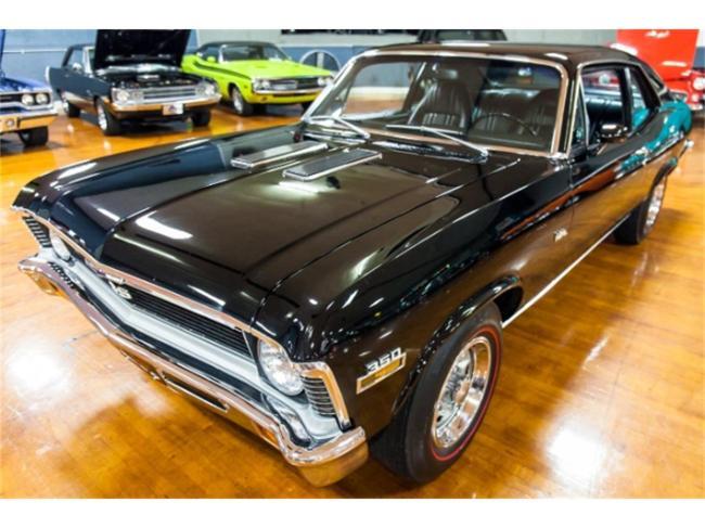 1972 Chevrolet Nova - Nova (11)