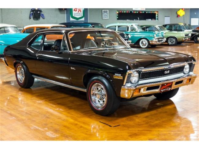 1972 Chevrolet Nova - Pennsylvania (15)