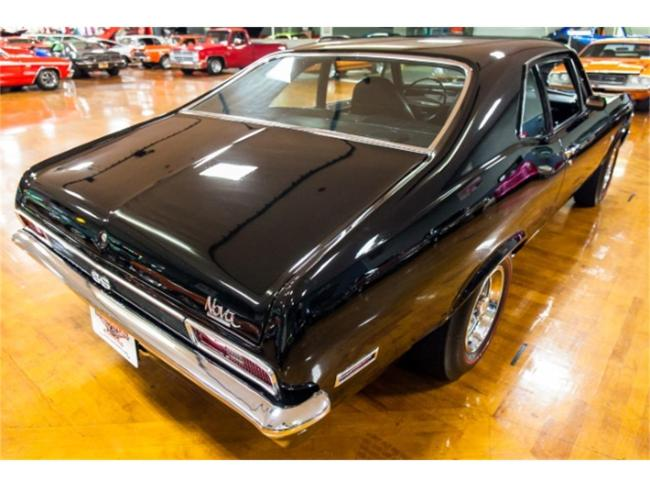 1972 Chevrolet Nova - Chevrolet (22)