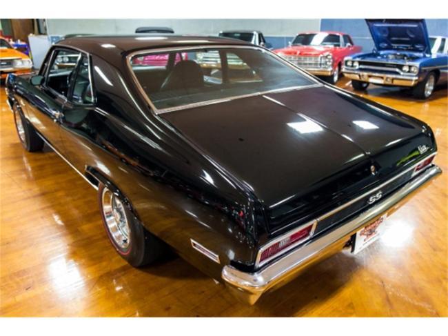 1972 Chevrolet Nova - Chevrolet (24)