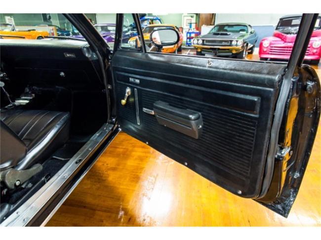 1972 Chevrolet Nova - Chevrolet (33)