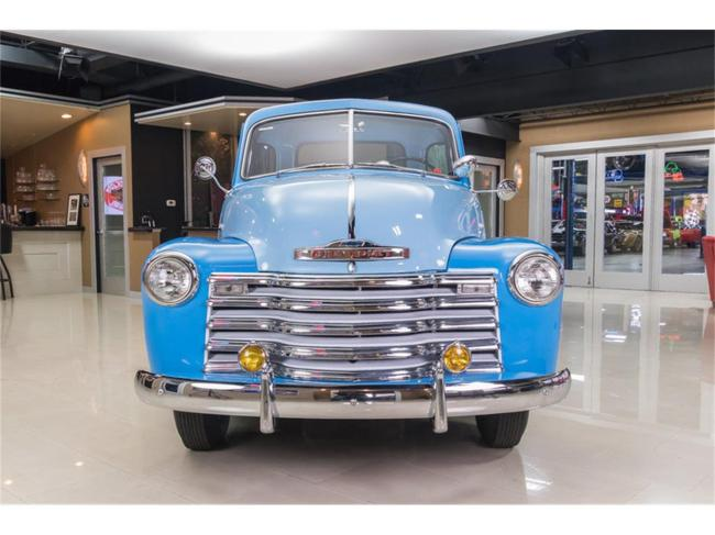1950 Chevrolet 3100 5 Window Pickup - Manual (5)