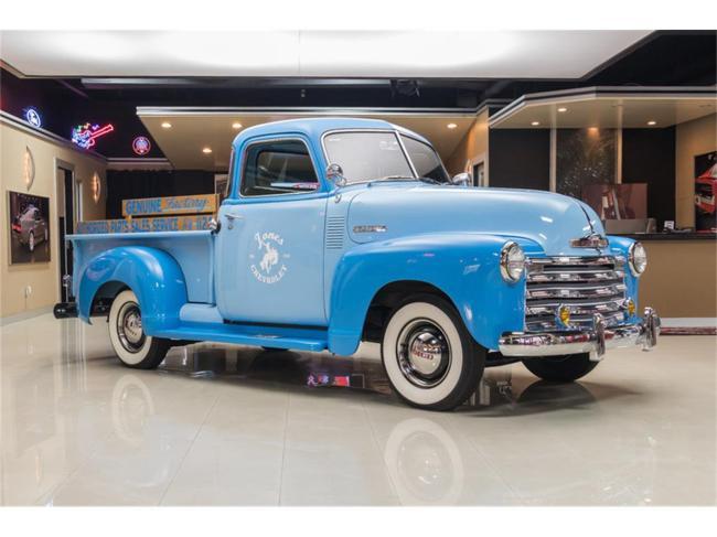 1950 Chevrolet 3100 5 Window Pickup - Chevrolet (7)