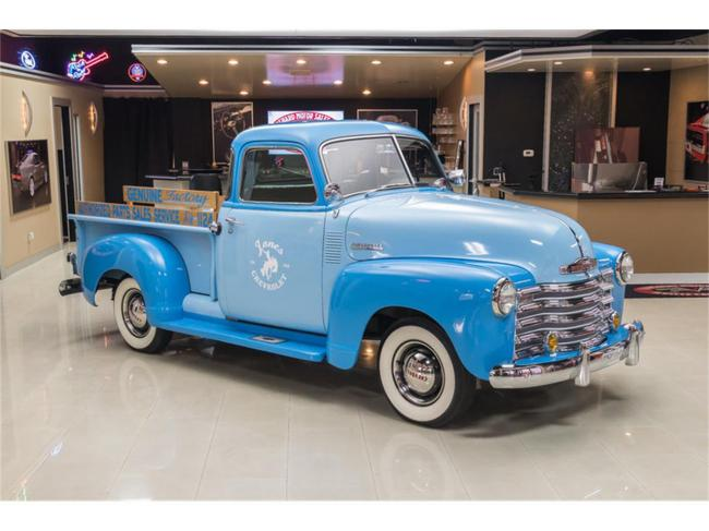 1950 Chevrolet 3100 5 Window Pickup -  (8)