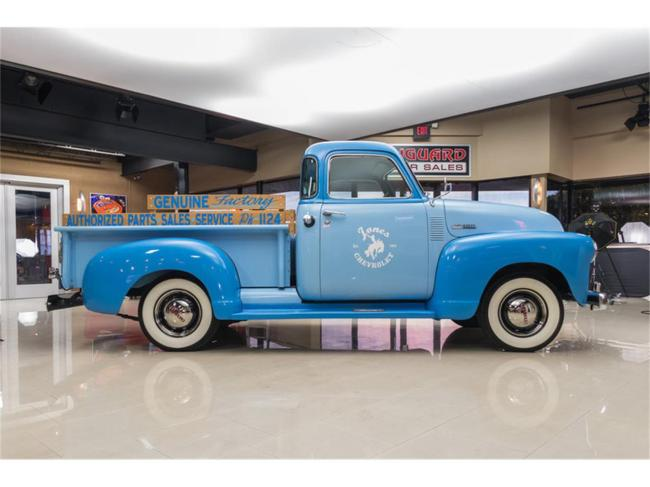 1950 Chevrolet 3100 5 Window Pickup - 1950 (9)