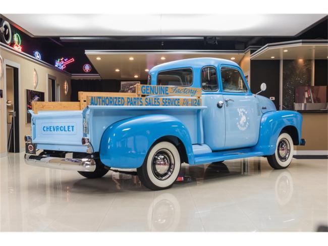 1950 Chevrolet 3100 5 Window Pickup -  (10)