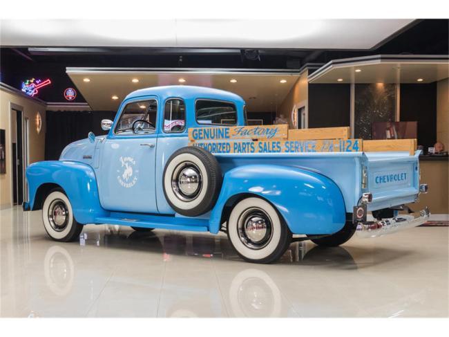 1950 Chevrolet 3100 5 Window Pickup - 1950 (14)