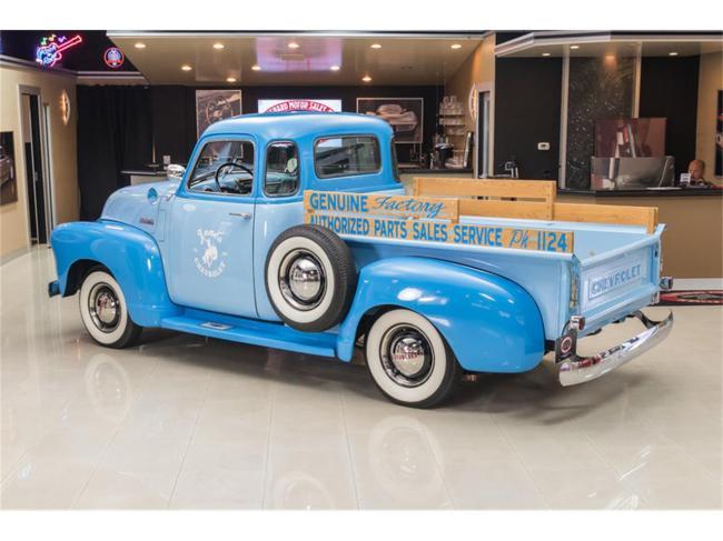 1950 Chevrolet 3100 5 Window Pickup - 1950 (15)