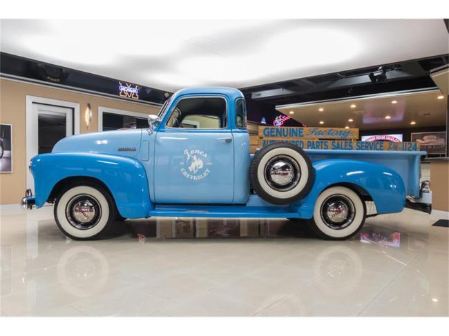 1950 Chevrolet 3100 5 Window Pickup - Michigan (16)