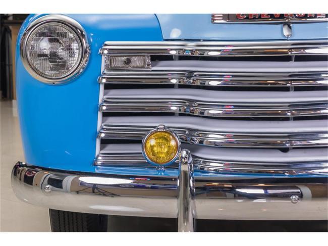 1950 Chevrolet 3100 5 Window Pickup - Michigan (17)