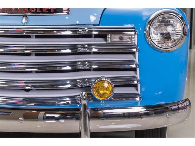 1950 Chevrolet 3100 5 Window Pickup -  (25)
