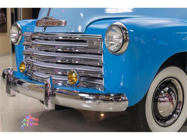 1950 Chevrolet 3100 5 Window Pickup -  (26)