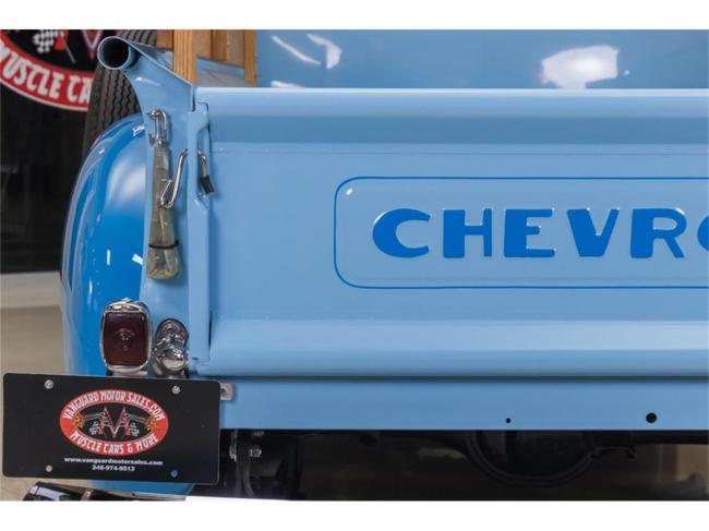 1950 Chevrolet 3100 5 Window Pickup - 1950 (30)