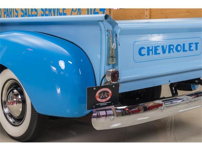 1950 Chevrolet 3100 5 Window Pickup - Manual (31)