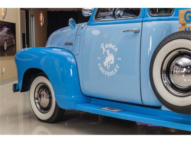 1950 Chevrolet 3100 5 Window Pickup -  (32)