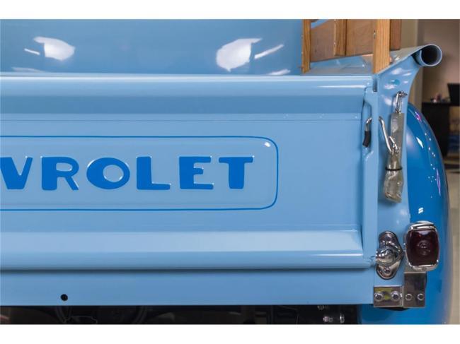 1950 Chevrolet 3100 5 Window Pickup - Chevrolet (38)