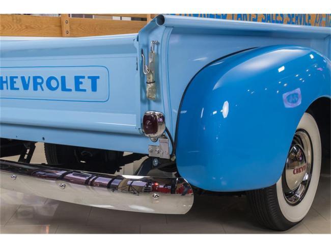 1950 Chevrolet 3100 5 Window Pickup - Michigan (39)