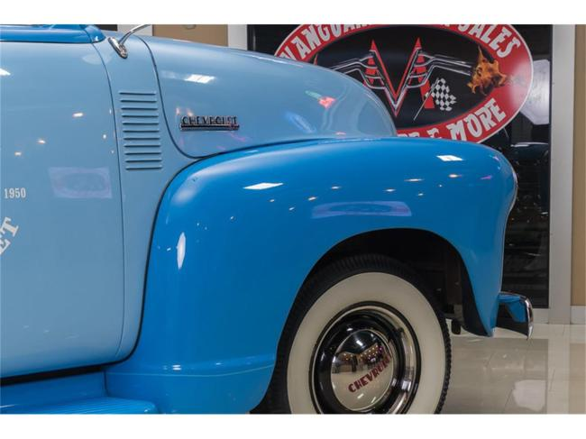 1950 Chevrolet 3100 5 Window Pickup -  (41)