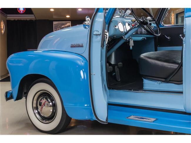 1950 Chevrolet 3100 5 Window Pickup - 1950 (48)