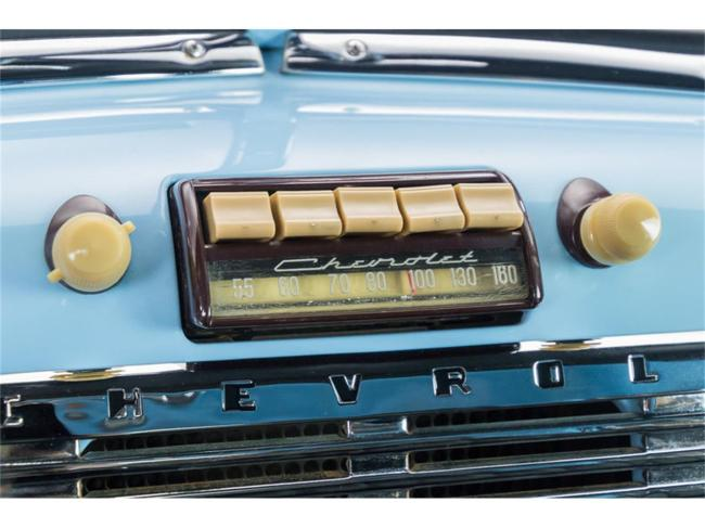 1950 Chevrolet 3100 5 Window Pickup - Manual (54)