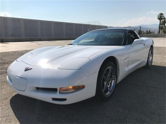 2004 Chevrolet Corvette in Palm Springs, California