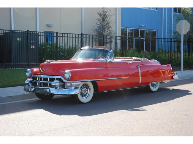 1953 Cadillac Convertible in Clearwater, Florida