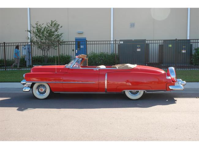 1953 Cadillac Convertible - Automatic (1)