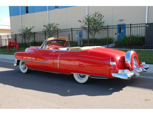 1953 Cadillac Convertible - Automatic (2)