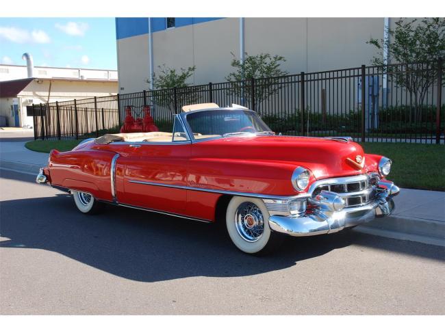 1953 Cadillac Convertible - Automatic (12)