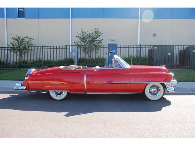 1953 Cadillac Convertible - 1953 (13)