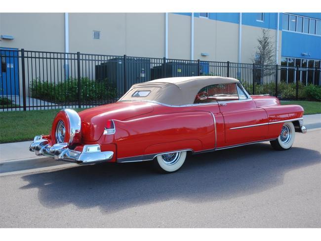 1953 Cadillac Convertible - Convertible (20)
